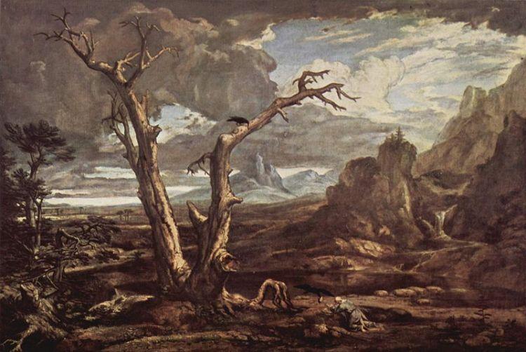 Elijah-in-the-wilderness_Washington_Allston